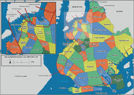 Dc Neighborhood Map Brooklyn Neighborhood Map Google Search Miscellany Pinterest