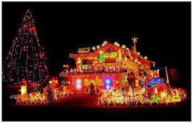 cool christmas cool christmas light displays california style