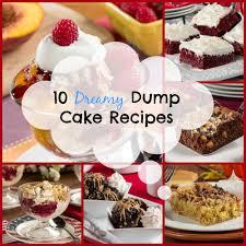 10 dreamy dump cake recipes mrfood com