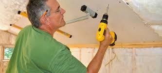 how to drywall a basement ceiling doityourself com