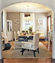 Dining Room Makeovers Easy Makeover Ideas For Dining Rooms - Dining room makeover pictures