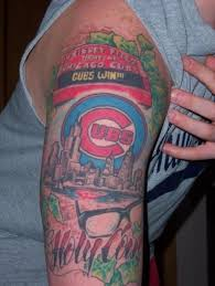 51 best chicago cubs tattoo images on pinterest cubbies