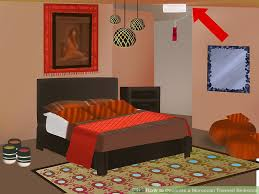 moroccan themed bedroom ideas 3 ways to decorate a moroccan themed bedroom wikihow