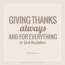 intentional giving thanks ashlee proffitt