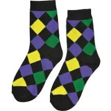 mardi gras socks mardi gras chest stripe rugby gift ideas mardi