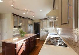 Track Lighting For Kitchen by Your Guide To Choosing The Best Island Lighting For Your Kitchen