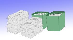 where to shred papers how to safely shred important papers 6 steps with pictures