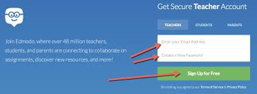 edmodo sign in how to sign up with edmodo as a teacher edmodo tutorial