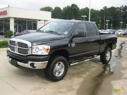 black lifted dodge ram 2500 dodge ram lifted trucks pinterest