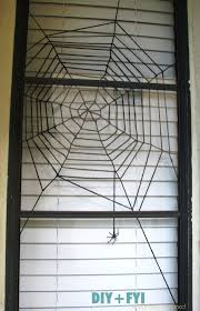 20 diy halloween spider decor ideas and inspiration