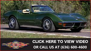 1972 corvette convertible 454 for sale 1972 chevrolet corvette 454 for sale