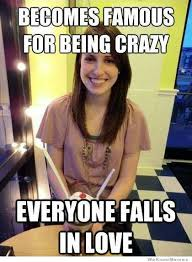 Overly Attached Girlfriend Meme Generator - oh overly attached girlfriend how could we not fall in love with