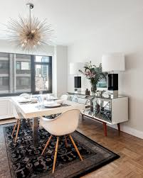 apartment dining room apartment modern flair apartment decorating ideas all white dining