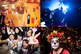 Insane Halloween Costumes Insane Halloween Costume Parties Globe