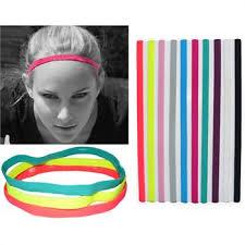 headband sport 5pcs women sport running headband fitness headband sweet