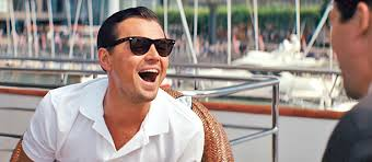 Wolf Of Wallstreet Meme - the wolf of wall street greed is awesome no wait awful ew com