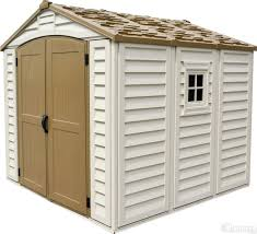 plastic garden sheds