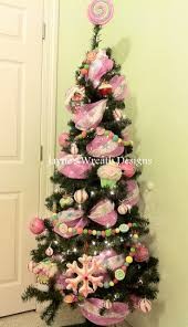 candy christmas tree ideas christmas lights decoration