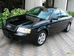 Audi A 6 2003 2003 Audi A6 3 0 Quattro Sedan In Brilliant Black 045570 Jax