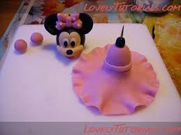 where to buy cake toppers mickey and minnie mouse cake toppers fondant home made by a