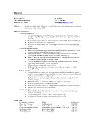 Sample Objectives In Resume For Job by Secretary Objective Resume Resume For Your Job Application