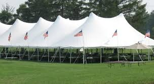 tent rental cost how much do wedding tents cost woman getting married