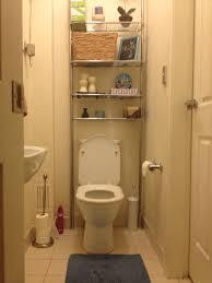 fluffy blue bathroom rug white porcelain toilet iron cast four