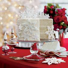 winning white christmas cake recipes southern living