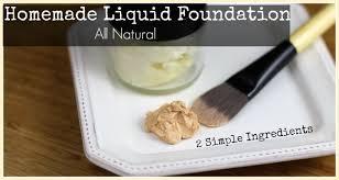 flawless diy liquid foundation coco u0027s well