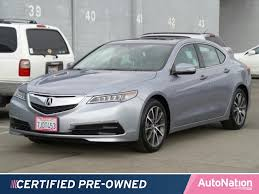 used certified pre owned acura for sale edmunds