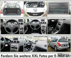 si e 308 sw peugeot 308 sw business line technical details history photos on