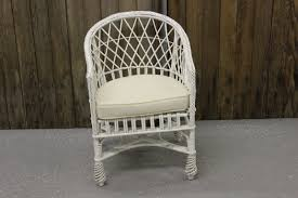 patio awesome small wicker chair white wicker chairs discount