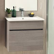 Slim Bathroom Vanity by Cashmere Slim Classic Bathroom Vanity