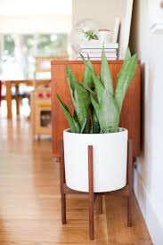 giveaway planters mid century and modern planters