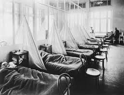 1918 flu pandemic that killed 50 million originated in china