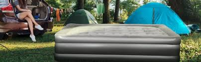 Air Beds Unlimited Amazon Com Air Mattress With Built In Electric Pump Sable