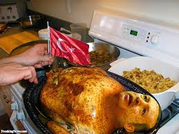 recep tayyip erdogan cooked turkey pictures