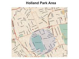Map Of Holland 20 Images Of Holland Park Area London Photo Areas And Routes