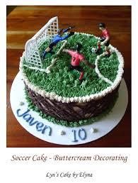 soccer cake soccer cake sweetsourmoments