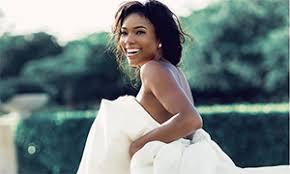 gabrielle union wedding dress gabrielle union shares never before seen photos of wedding dress