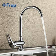 classic kitchen faucets frap brass chrome polished classic kitchen faucet 360 degree