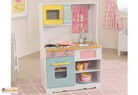 cuisine d enfants cuisine en bois toute équipée pour pièce jouet pour enfant