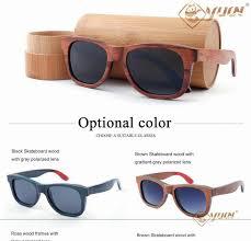 skateboard designen skateboard wooden sunglasses brand designer glasses fashion