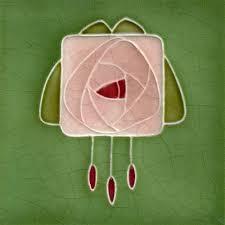 art nouveau stylised rose tiles ref 42 art nouveau floral flowers