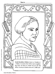 black history month coloring pages getcoloringpages