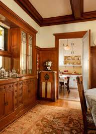 friendly kitchen in a 1912 foursquare old house restoration