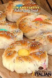 easter sweet italian easter bread