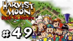 harvest thanksgiving harvest moon back to nature ps3 part 49 spring thanksgiving