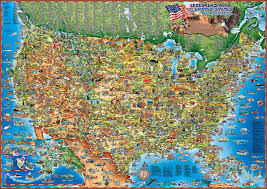 map usa jpg childrens map of the united states map of the u s for
