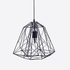 luxury pendant lamp home decor using glass pressed bowl with bulb